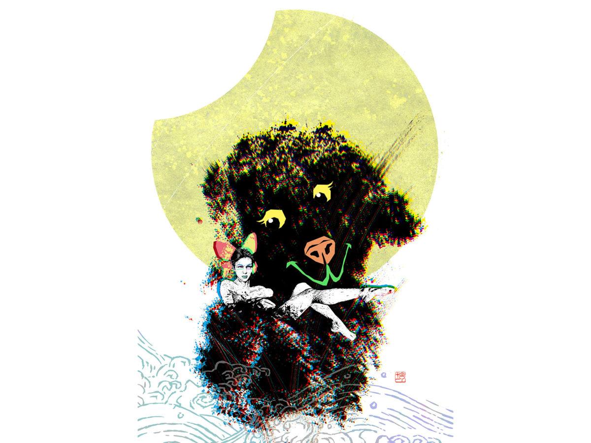 Original illustration by Hitoshi Miura